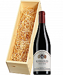 Wijnkist met Domaine Robert Sirugue Bourgogne Pinot Noir 2014