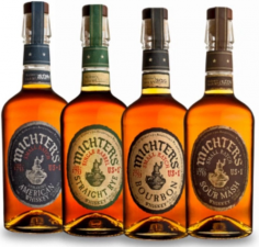 4 times Michter's