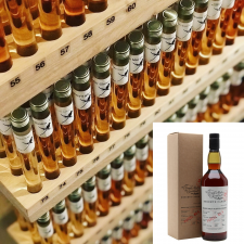 'A Speyside Distillery' 10yrs Parcel no. 4 - Single Malts of Scotland TUBE