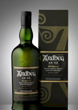 Ardbeg An Oa tube