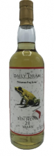 "Ben Nevis 21 years Christmas Edition ( The Daily Dram ""Poisenous Frog Series'')"