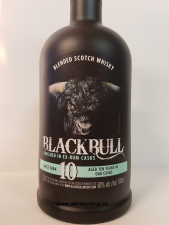 Black Bull rum finished