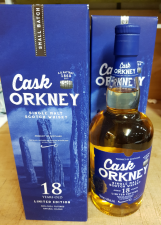 Cask Orkney 18 yrs old