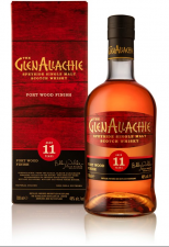 Glenallachie Port Wood Finish 11 yrs