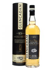 Glencadam 15 yrs old