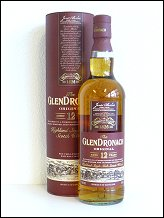 Glendronach 12 yrs old