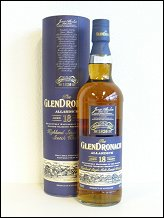 Glendronach 18 yrs old
