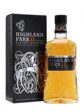 Highland Park 12yrs Viking Honour Tube