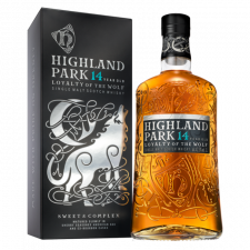 Highland Park 14 yrs Loyalty of the Wolf