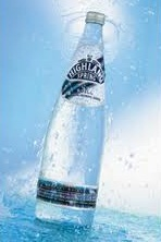 Highland Spring water