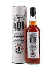 Kilkerran 8 yrs Cask Strength Sherry Matured