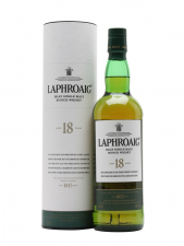 Laphroaig 18 Years Old Tube