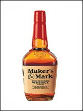Makers Mark red top
