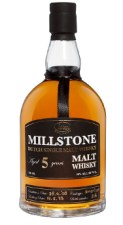 Millstone 5 years malt whisky tube