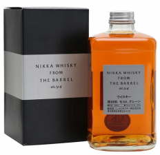 Nikka from the Barrel Tube