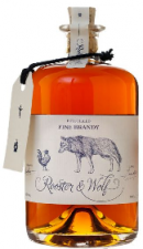 Rooster & Wolf fine brandy