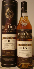 Secret Speyside 2007 (the maltman)
