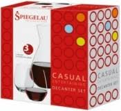 Spiegelau Casual decanter set