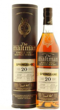 Springbank 20 yrs 1997 The Maltman