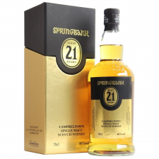 Springbank 21 yrs old
