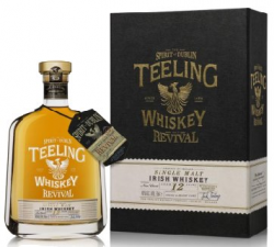 Teeling Revival V 12 yrs Cognac and Brandy cask
