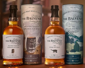 The Balvenie Duo