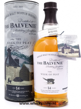 The Balvenie Stories 14 yrs week of Peat