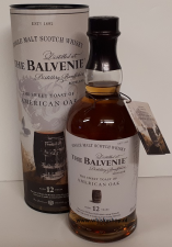The Balvenie Stories American Oak 12 yrs
