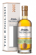 The English Small Batch release peated