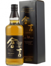 The Kurayoshi Pure Malt 18 Years Old