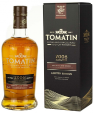 Tomatin 2006 Amontillado Finish