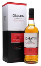 Tomatin 21 yrs old