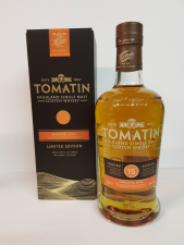 Tomatin Moscatel Wine Limited Edition