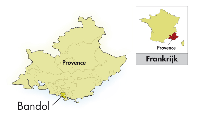 Domaine de la Tour du Bon Bandol rosé
