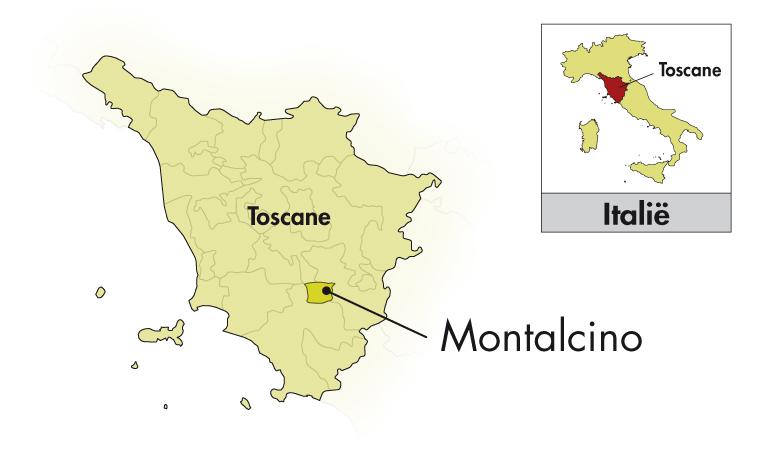 Castello Romitorio Rosso di Montalcino