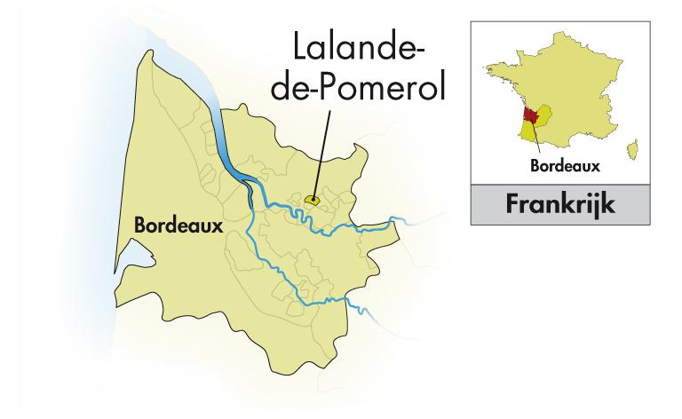 Château Les Cruzelles Lalande de Pomerol