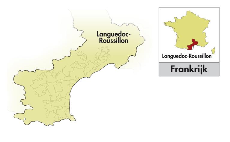 Domaine Coudoulet Pays d'Oc Le Rouge de Fontgaline