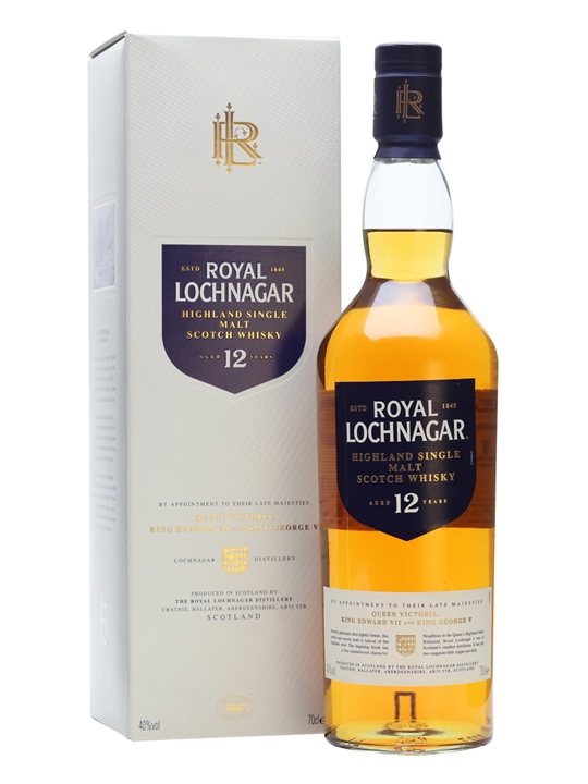 Royal Lochnagar 12 yrs