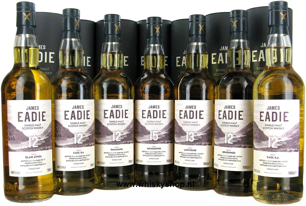 James Eadie Dailuaine 12 yrs