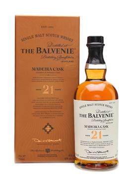 Balvenie Madeira Cask 21 yrs old