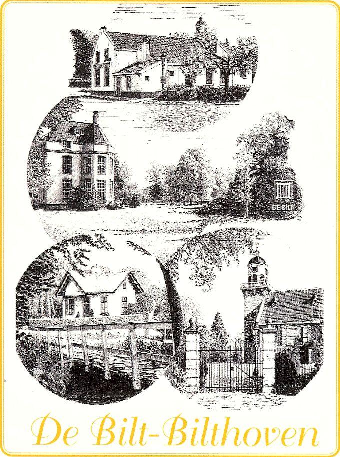 De Bilt-Bilthoven wijn wit