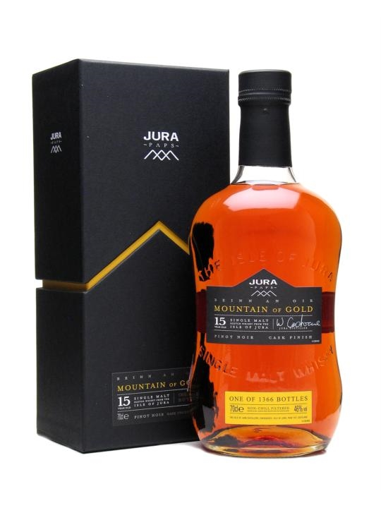 Jura 15 yrs old Tube