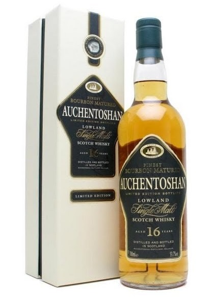 Auchentoshan 16 yrs Tube