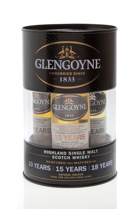Glengoyne miniset