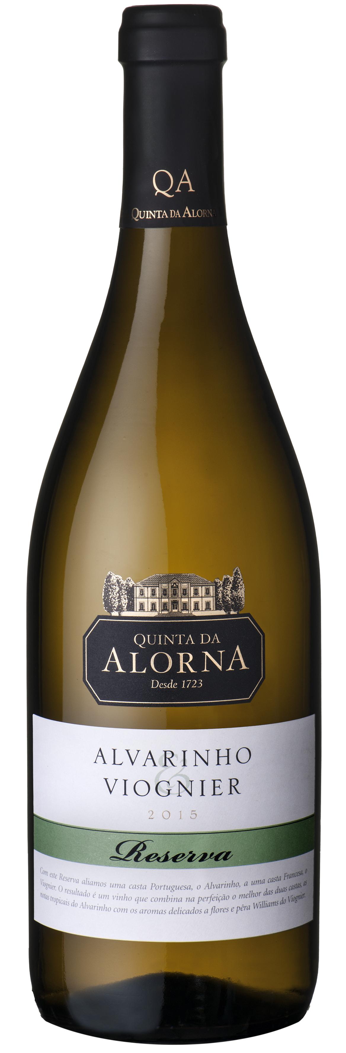 Quinta Da Alorna Alvarinho / Viognier Reserva