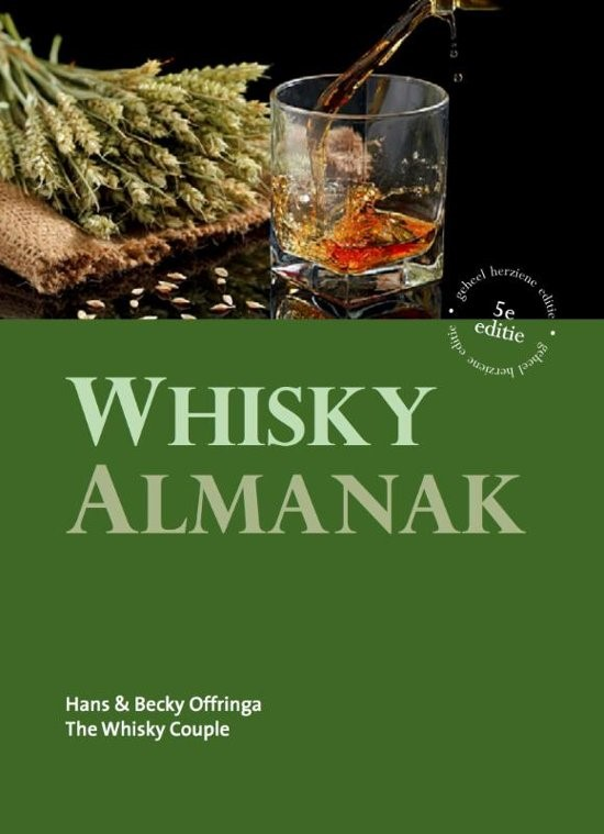 Whisky Almanak 5e editie