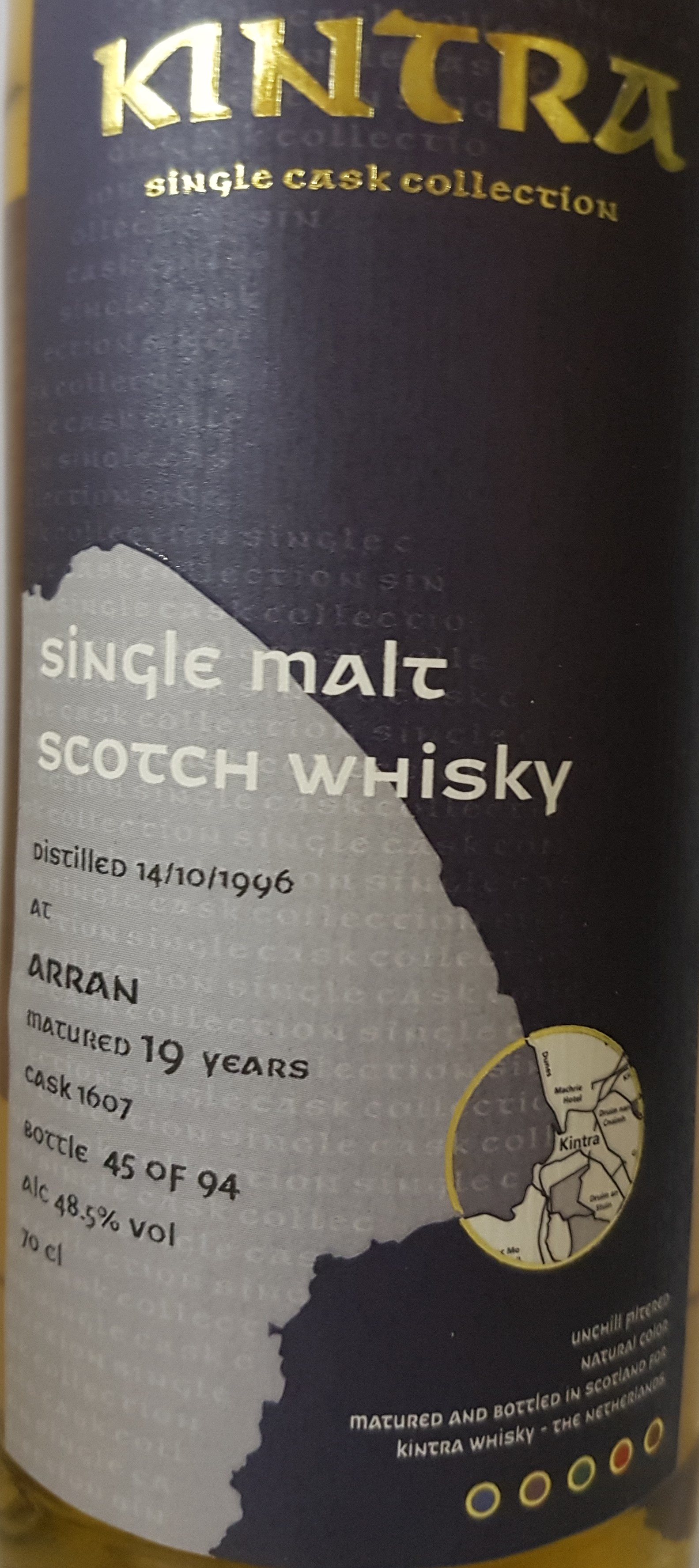 Arran kintra 19 yrs Tube