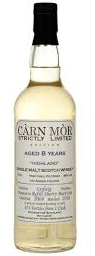 Càrn Mòr strictly limited 8 years