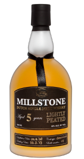 Millstone 5 years lightly peated