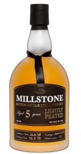 Millstone 5 years lightly peated